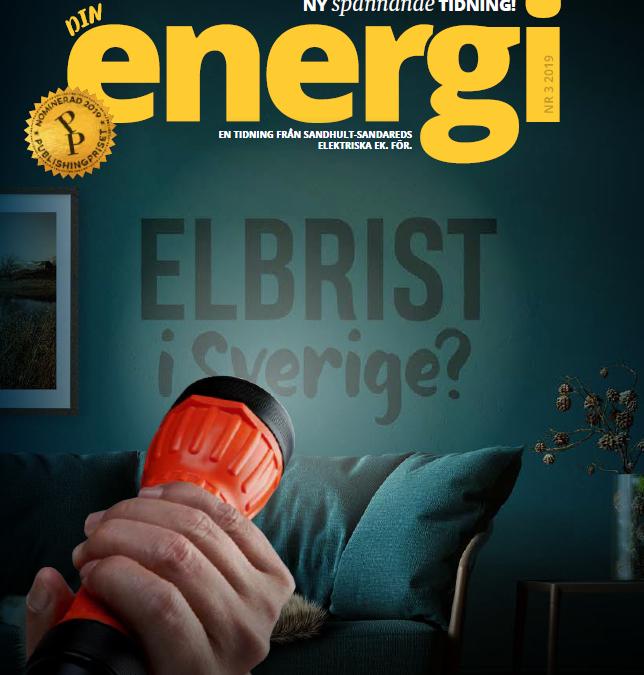 Tidningen Din Energi